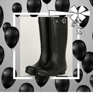 weeboo Shoes - Black Friday $pecial Classic Rain Boots
